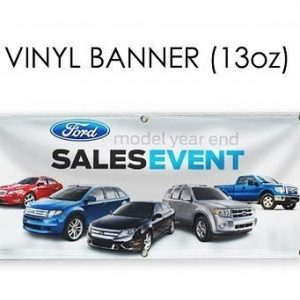 Vinyl Banner 13OZ Free Custom Design