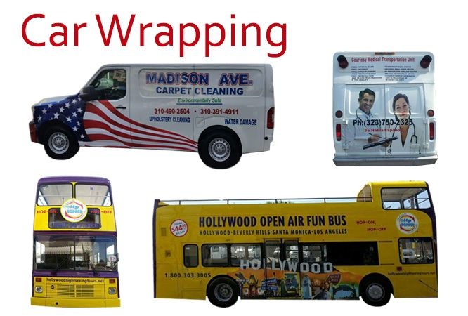 Car Wraping