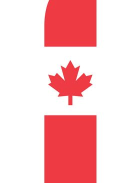 Canadian-Econo-Stock-Flag
