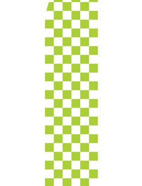 Green-and-White-Checkered-Econo-Stock-Flag