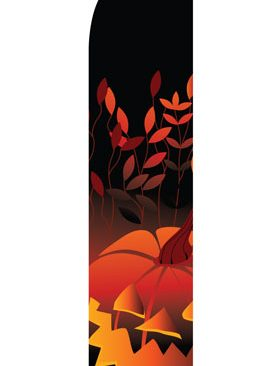 Halloween-Pumpkin-Econo-Stock-Flag