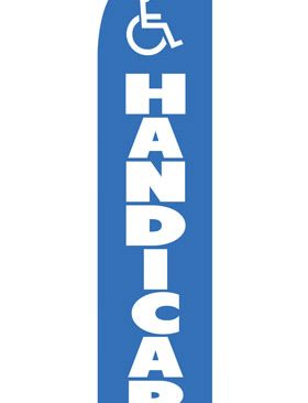 Handicap-Econo-Stock-Flag