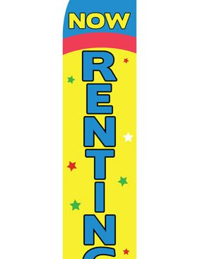 Now-Renting-Econo-Stock-Flag