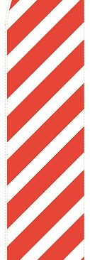Red-Ribbed-Econo-Stock-Flag