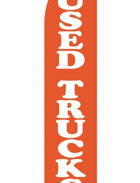 Red-Used-Truck-Econo-Stock-Flag