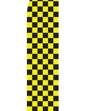 Yellow-and-Black-Checkered-Econo-Stock-Flag