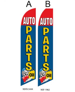 Flags Auto Parts A,B Flags For Sale