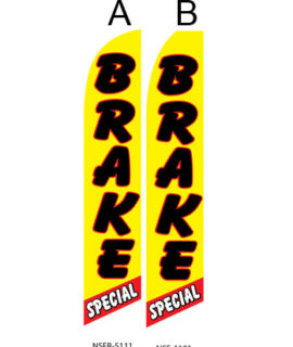 Flags For Sale (Brake Check A,B) Flags Online