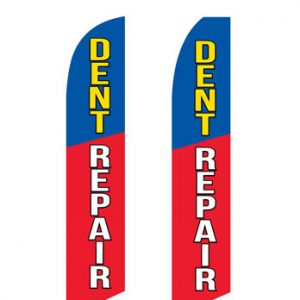 Flags For Sale (Dent Repair Red Blue A,B) Flags Online