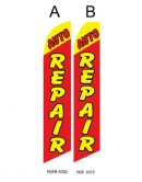 Flas Auto Repair A,B Flags For Sale