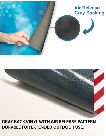 Adhesive Vinyl Sheets (High Performance)