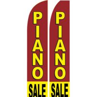 Business Flags (Piano Sale ) Flags Online Store