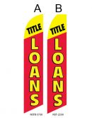 Business Flags (Title Loans Red) Flags Online Store