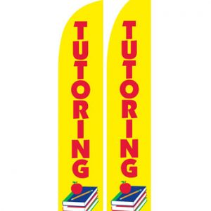 Business Flags (Tutoring) Flags Online Store