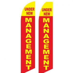 Business Flags (Under New Management) Flags Online Store