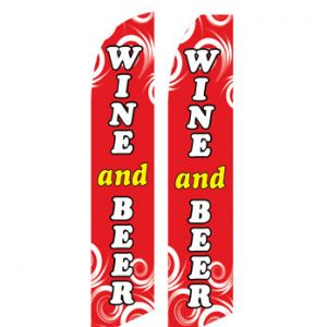Business Flags (Wine And Beer) Flags Online Store