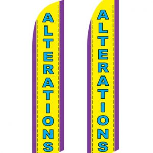 Business Flags (Alterations) Flags Online Store