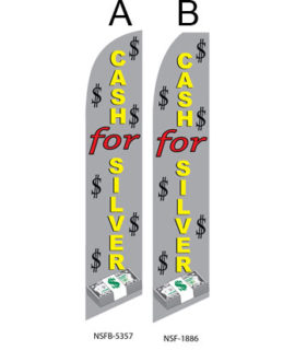 Business Flags (Cash For Silver) Flags Online Store