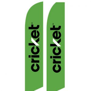 Buy Flags Online (Cricket Wireless Green) Flags Online Store