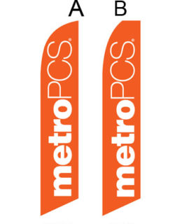 Buy Flags Online (Metro PCS Orange ONLY) Flags Online Store