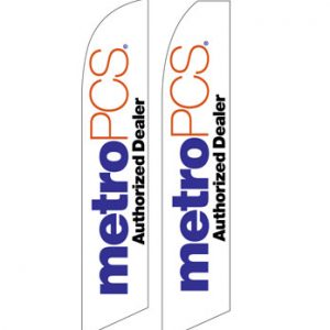 Buy Flags Online (MetroPCS Authorized Dealer White) Flags Online Store