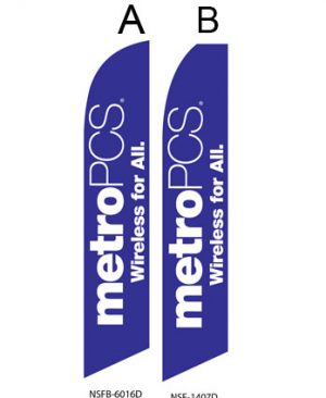 Buy Flags Online (MetroPCS Wireless for All Blue) Flags Online Store