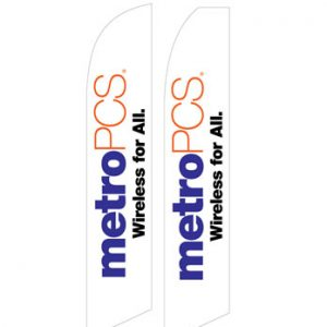 Buy Flags Online (MetroPCS Wireless for All White) Flags Online Store