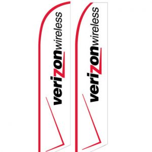 Buy Flags Online (Verizon White) Flags Online Store