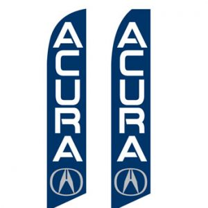 Car Dealerships Flags (Acura Certified) Flags Online Store