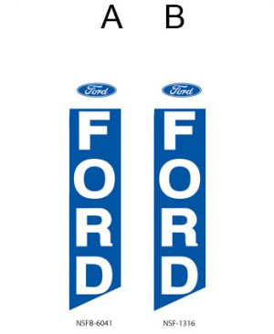 Car Dealerships Flags (Ford) Flags Online Store