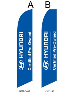 Car Dealerships Flags (Hyundai Certified Pre-Owned) Flags Online Store