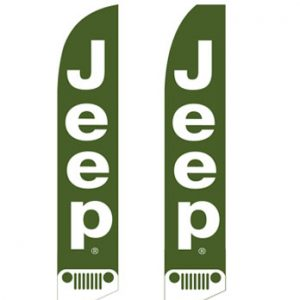 Car Dealerships Flags (JEEP) Flags Online Store