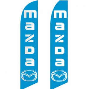 Car Dealerships Flags (Mazda) Flags Online Store
