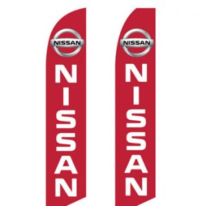 Car Dealerships Flags (Nissan) Flags Online Store