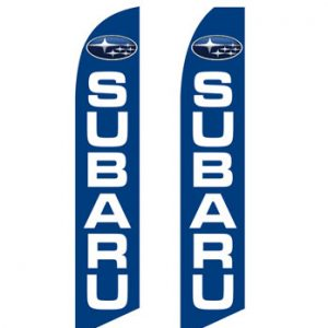 Car Dealerships Flags (Subaru) Flags Online Store