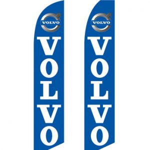 Car Dealerships Flags (Volvo) Flags Online Store
