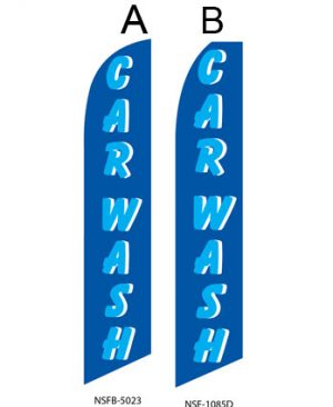 Car Wash Flags (Car Wash Blue) Flags Online Store