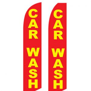 Car Wash Flags (Car Wash Red) Flags Online Store