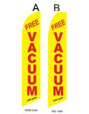 Car Wash Flags (Free Vacuum With Wash Yellow) Flags Online Store