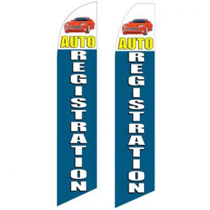 Checker Flag (Auto Registration Car) Flags For Sale