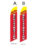 Checker Flag (Auto Registration) Flags For Sale
