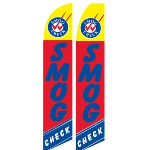 Checker Flag (Smog Check) Flags For Sale