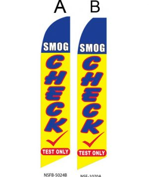 Checker Flag (Smog Check Inspection and Repair) Flags For Sale