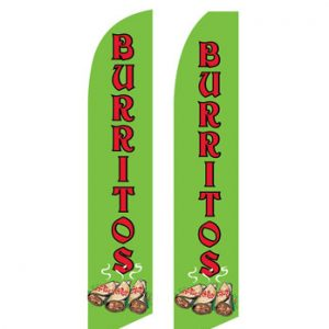 Flags For Food (Burritos) Flags For Sale