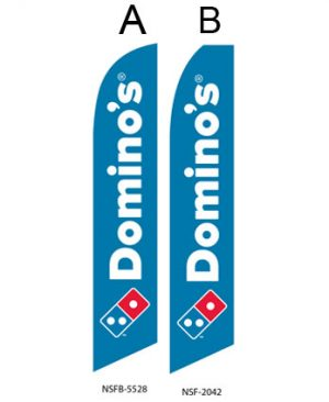 Flags For Food (Domino's) Flags For Sale
