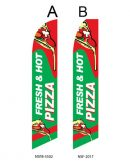 Flags For Food (Fresh & Hot Pizza) Flags For Sale