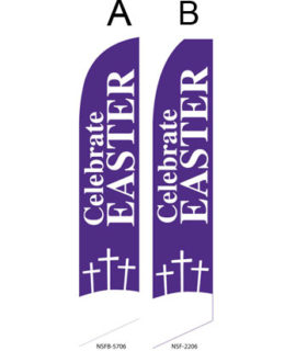 Flags For Sale Church Events (Celebrate Easter)