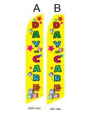 Business Flags (Day Care Yellow) Flags Online Store
