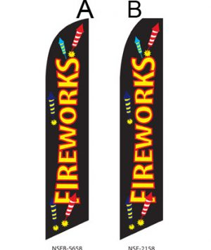 Flags For Sale Events Flags (Fireworks)