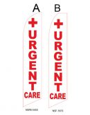 Flags For Sale Events Flags (Urgent Care White)